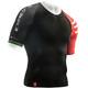 Compressport ProRacing Triathlon T-Shirt Unisex Black